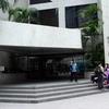 Hong Kong Academy For Performing Arts Entrance