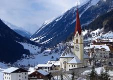 Hl. Antonius Kirche, Kappl, Austria