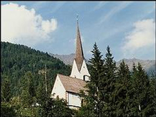 Hl-Chrysanth Church Nikolsdorf Austria