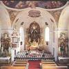 Hl Kreuz Pfarrkirche Schönberg Austria
