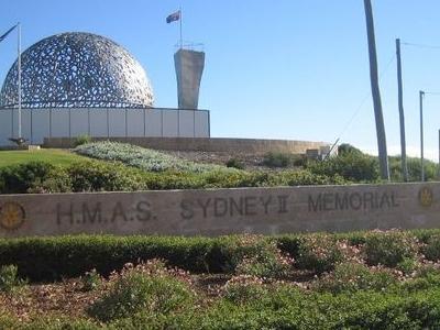 Memorial To HMAS Sydney