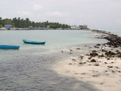 Hoarafushi - View