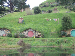 New Zealand North Island Free And Easy Land Arrangement Fotos