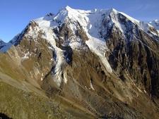 Hochfeiler In Alps, Tyrol, Austria
