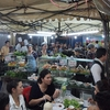 Ho Chi Minh City By Night - Dinner & Shopping