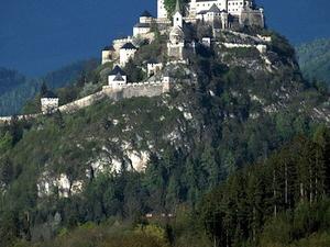Hochosterwitz Castillo