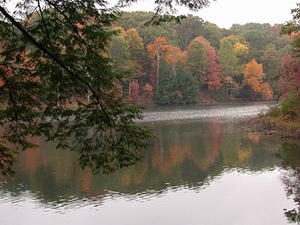 Hocking Hills Reservoir