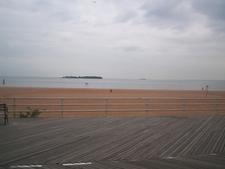 Hoffman Island On Left