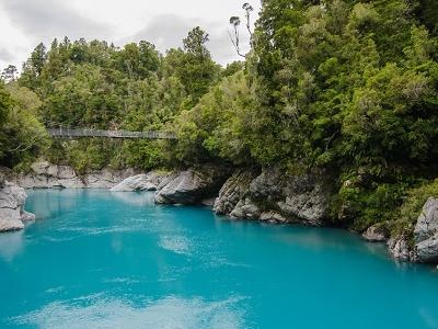 Hokitika Gorge - South Island NZ