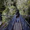 Hokitika Gorge Swingbridge NZ South Island