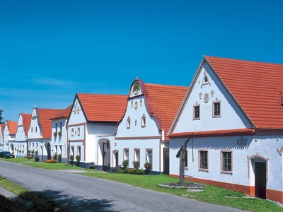 Holasovice Gabled Houses
