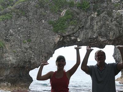 Holding Up Mountains - Niue