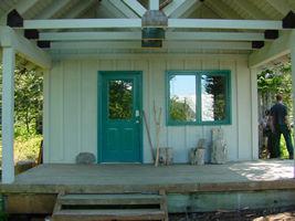 Holgate Cabin Uso Público
