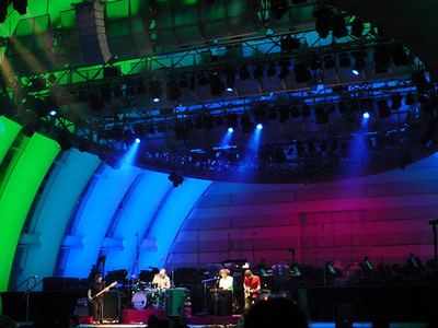 Hollywood Bowl Musical Event