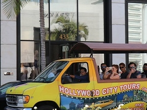 The Original Hollywood Tour Photos
