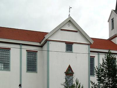 Holmen Kirke  Sigdal