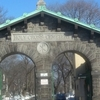 Holy Cross Cemetery Gate