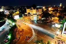 Holy Mosque Overview - Medan Sumatra