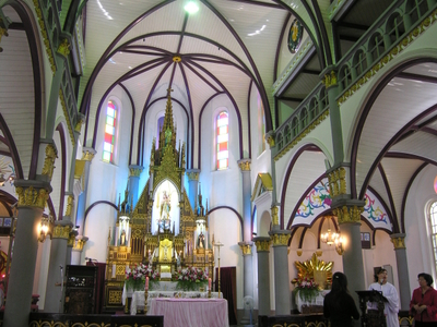Holy  Rosary  Minor  Basilica   Cathedral