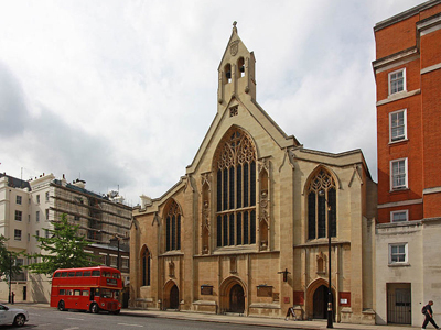Holy Trinity Church, Prince Consort Road