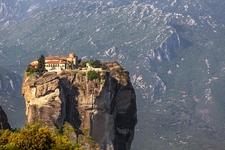 Holy Trinity Monastery - Meteora - Trikala