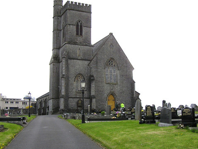 Holy  Trinity  Church Of  Ireland