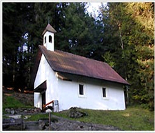 Holy Water Chapel At Hörleinsödt