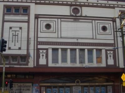 Homebush  Cinema