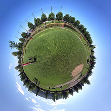 Hondo Dog Park Overview - Hillsboro OR