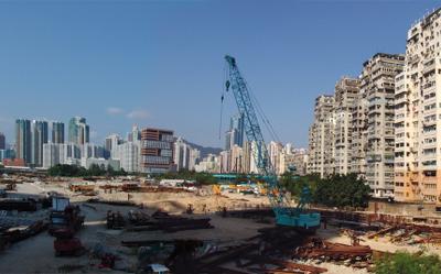 Hong  Kong  Yaumatei  West