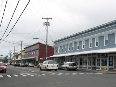 Honoka Main Street