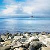 Honolua Bay From The Rocky Shoreline