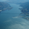 Hood River And The Columbia River