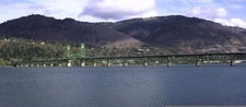 The Hood River Bridge