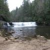 Hooker Falls May 2007 - North Carolina
