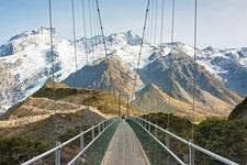Hooker Valley Track - Aoraki / Mount Cook National Park NZ