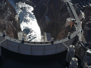 Vegas Strip and Hoover Dam Twilight Helicopter Tour Photos