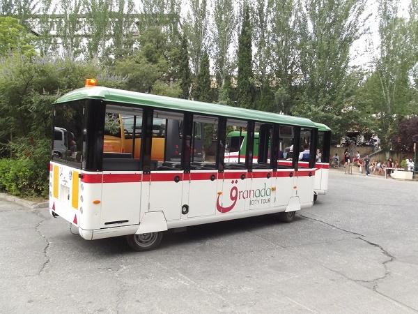 Hop-on Hop-off Bus Train Photos