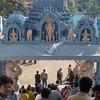 View Of Annapoorneshwari Temple