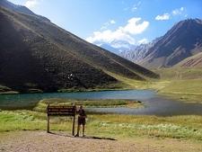 Horcones Valley - Aconcagua Provincial Parque - Argentina