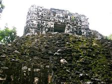 Hormiguero Ruin Structures - Campeche - Mexico