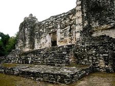 Hormiguero Ruins - Maya - Campeche - Mexico