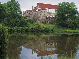 Horsovsky Tyn Castelo