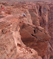 Horseshoe Canyon - Canyonlands - Utah - USA