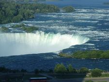 Horseshoe Falls From Fallsview