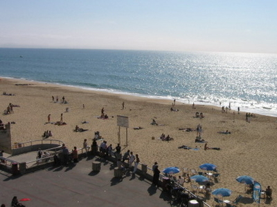 The Beach At Soorts-Hossegor