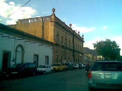 Old Hotel Hidalgo In The Hidalgo Avenue