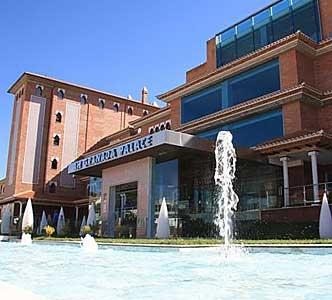 Hotel AH Granada Palace