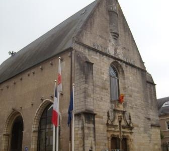 Town Hall Of Saint-Amand