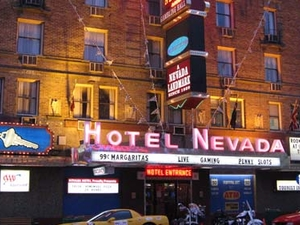 Hotel Nevada and Gambling Hall de